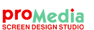 proMedia - Screen Design Studio